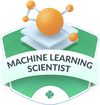 Machine earning Scientist with Python career track