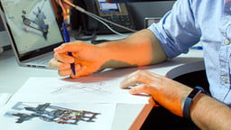 Become an Industrial Design CAD Technician