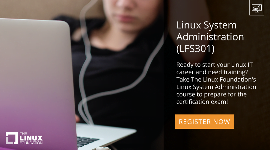 Linux System Administration course