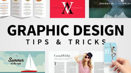 Graphic Design Tips and Tricks Weekly