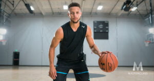 Stephen Curry Teaches Shooting